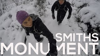 Fentonbury Australia  City new picture : Snow at Smith's Monument | Trail running Tasmania