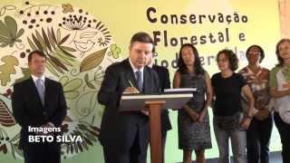 VÍDEO: Minas Gerais ganha mais duas unidades de conservação ambiental