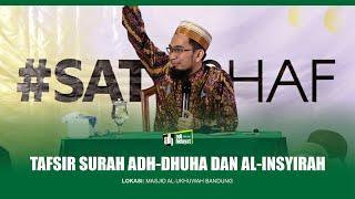 Video [HD] Tafsir Surah Adh-Dhuha dan Al-Insyirah - Ustadz Adi Hidayat MP3, 3GP, MP4, WEBM, AVI, FLV Agustus 2019