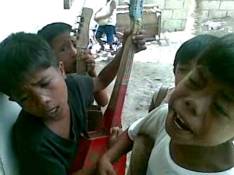 Kids Singing Impatso – funny Bisaya song