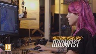 Anteprima nuovo Eroe - Doomfist