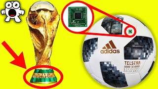 Video 20 Things You Didn't Know About The  World Cup MP3, 3GP, MP4, WEBM, AVI, FLV Agustus 2018