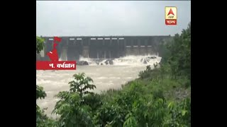 Water released from Durgapur barrage due to heavy rain
