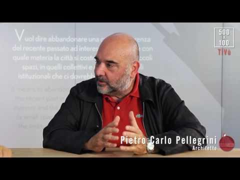 500X100TALK   Giorgio Tartaro con Pietro Carlo Pellegrini