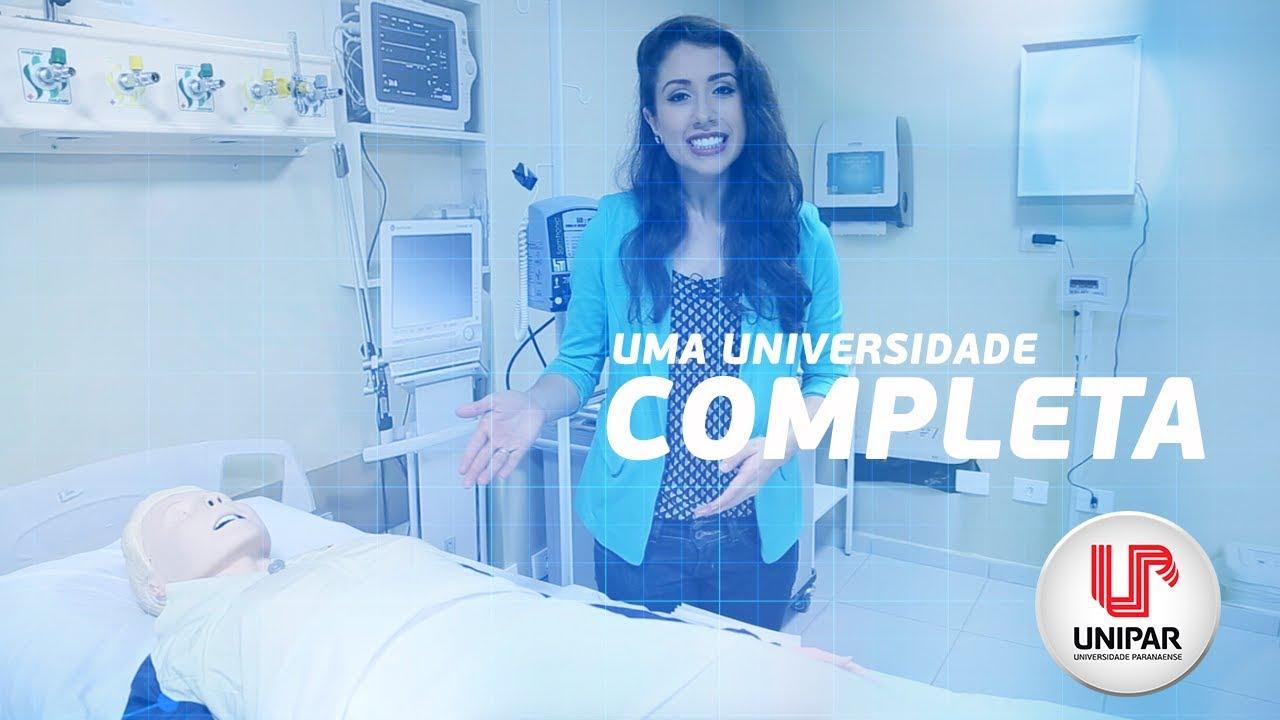 Medicina Unipar: Uma Universidade Completa