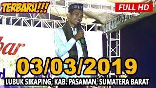 Video Ceramah Terbaru Ustadz Abdul Somad Lc, MA - Lubuk Sikaping, Kab. Pasaman MP3, 3GP, MP4, WEBM, AVI, FLV September 2019