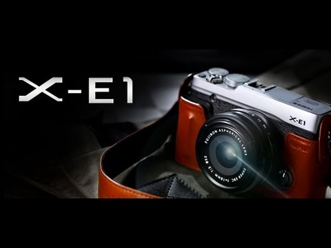 Hands on with the Fuji X-E1 (vs Fuji X-Pro1) – Which One Should I Buy?