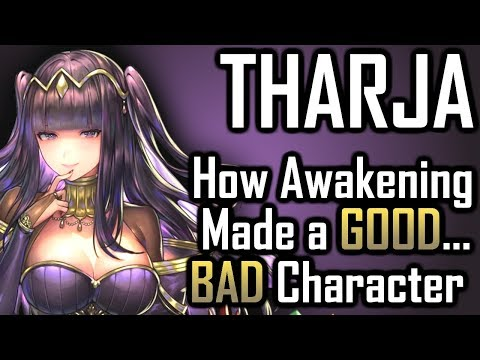 Tharja: How Awakening Made a Good... Bad Character. [Fire Emblem: Support Science #14]