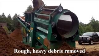 Video Roto Screen, processing topsoil in the rain in Massachusetts MP3, 3GP, MP4, WEBM, AVI, FLV Februari 2019