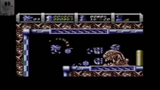 Cybernoid 2 (Commodore 64 Emulated) by GTibel