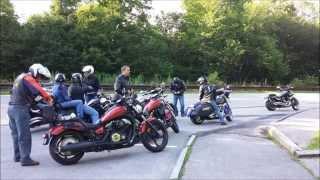 10. Yamaha Stryker - Raider / Stryker Rally - 2013 Home Movies