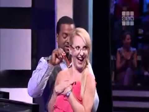Catch 21, Wardrobe Malfunction as Girl Tries to Show Off for the Host, ...