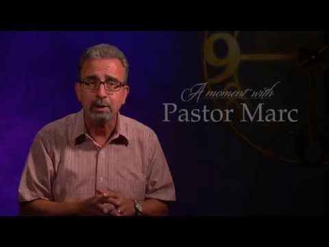 "A Moment with Pastor Marc #40<br /><strong>""Ask God""</strong>"