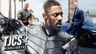 Hobbs And Shaw Spends More On Marketing Than Any Film This Week