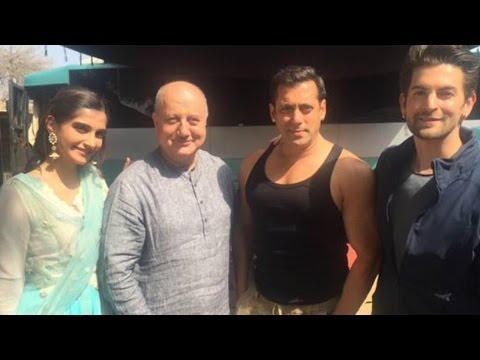 Salman Khan Sonam Kapoor Neil Nitin Mukesh Finally