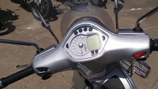 6. 2007 Vespa GTS 250
