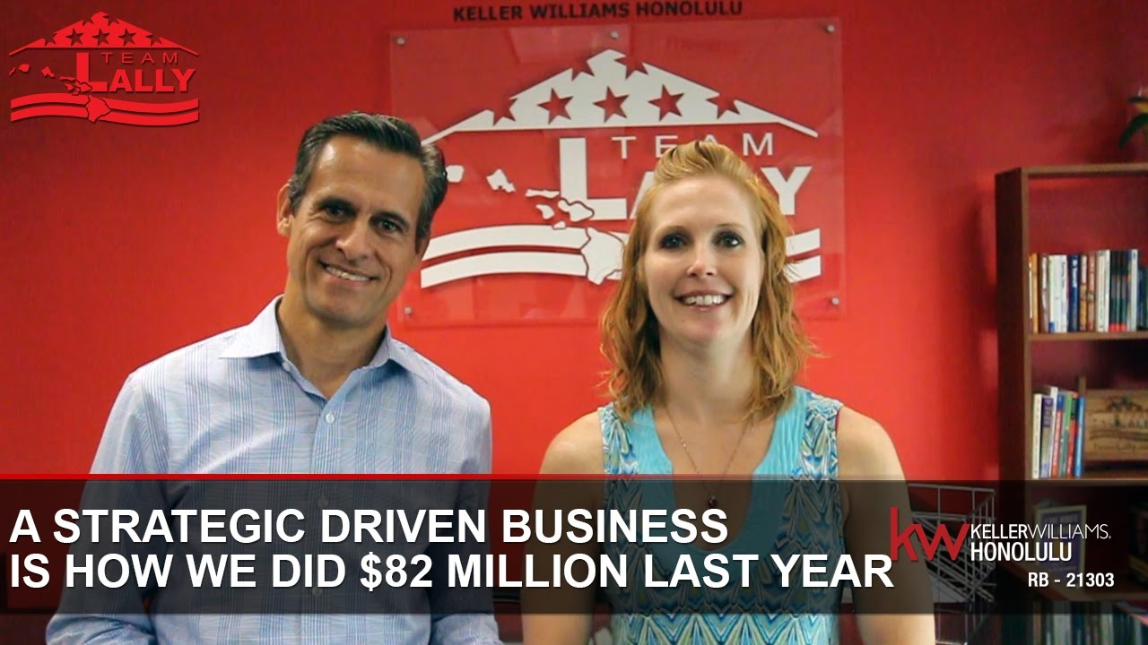 A Strategic Driven Business Is How We Did $82 Million Last Year
