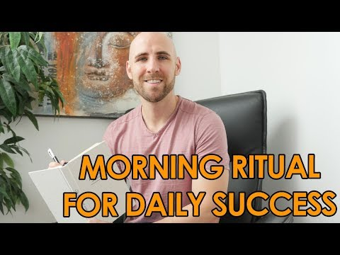 My Morning Ritual For Daily Success, Motivation And Productivity | Stefan James