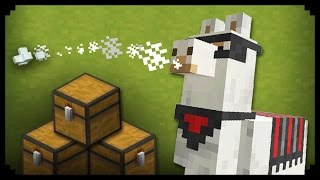 • Minecraft: 10 Things You Didn't Know About the Llama