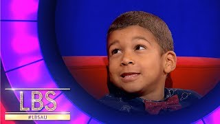 Meet The 5-Year Old Genius Raphael | Little Big Shots Australia