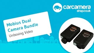 Mobius Dual Camera Bundle Unboxing