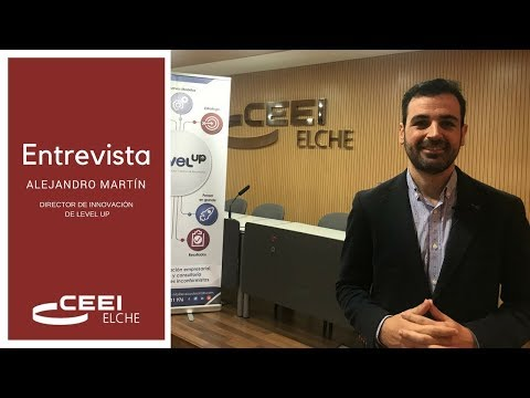 Entrevista a Alejandro Martín, Director de Innovación de Level Up[;;;][;;;]