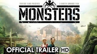 Nonton Monsters  Dark Continent Official Trailer  1  2014  Hd Film Subtitle Indonesia Streaming Movie Download