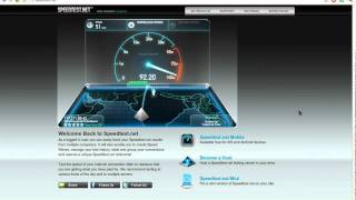 Gandhinagar India  city pictures gallery : DA-IICT (Gandhinagar, India) Internet Speedtest (92Mbps)