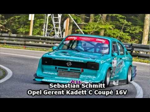 Sebstian - Opel Gerent Kadett C Coupé 16V - Sebstian Schmitt - 31. Bergrennen Mickhausen 2011.