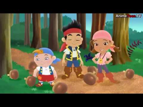 Jake And The Never Land Pirates | Huddle Up! Part 5 - Tia Forster