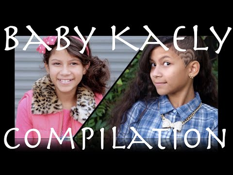 SONGS IN REAL LIFE Kids Style 1-2-3-4 Baby Kaely Compilation- Style for Kids