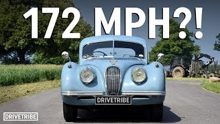 Video How to drive the fastest car of the 1950s in 2019 ft. James May's tips MP3, 3GP, MP4, WEBM, AVI, FLV Agustus 2019
