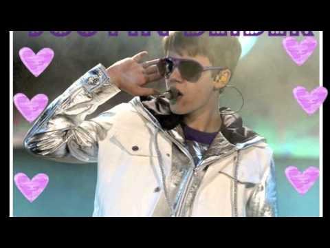 Justin Bieber Support Video- Love me