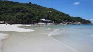 Haad Rin Beach In Koh Phangan, Thailand