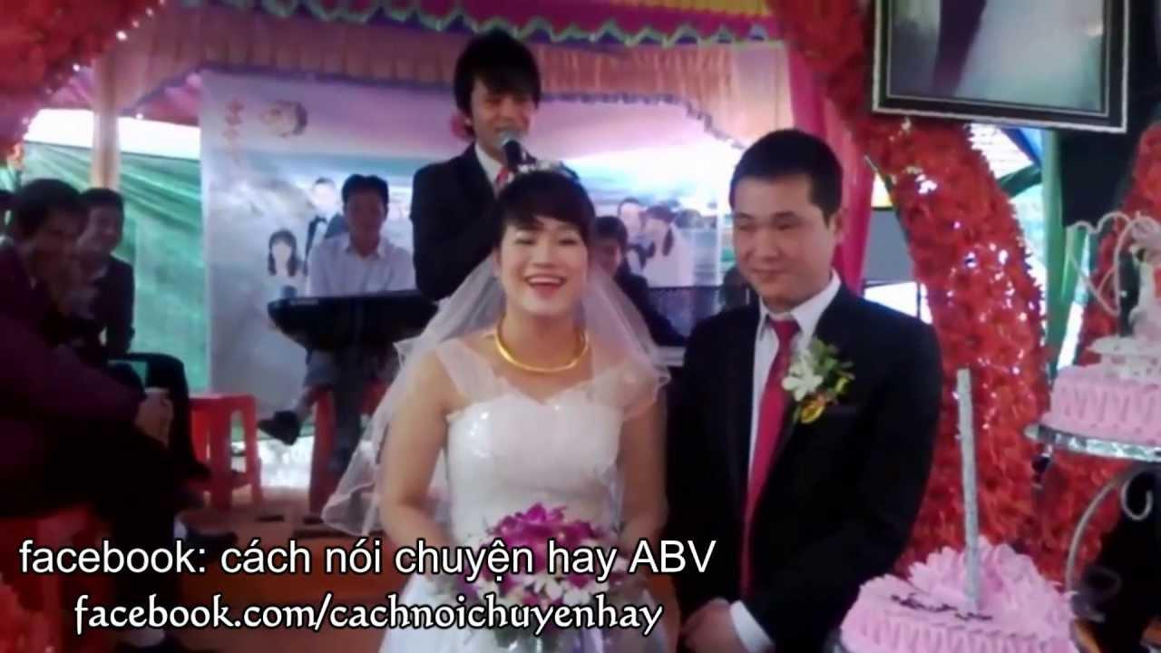 Lời khuyên cho các bạn làm mc đám cưới
