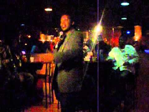 Tyler Craig at Blackberrys Lounge 11 08 12