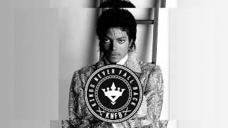 Blue Gangsta Michael Jackson
