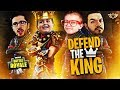 Download Lagu THE FIRST EVER DEFEND KING CONNOR CHALLENGE!!! (Fortnite: Battle Royale) Mp3 Free