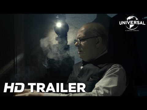 Darkest Hour - Official Trailer 1 (Universal Pictures) HD (видео)