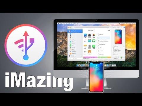 Gute Alternative zu iTunes - iMazing im Test