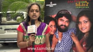 Padmalatha Speaks at Madhurakarenga Movie Audio Launch
