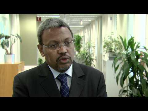 Ворлд Банк ИДА Тестимонялс: Симон Mибраза Секретари Генерал оф Mинистри оф ЕФП  Дджибоати