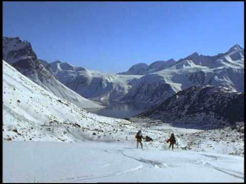 Riding Glaciers in Greenland by Warren Miller