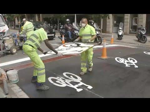 To ποδήλατο ξανά δημοφιλές εν μέσω πανδημίας