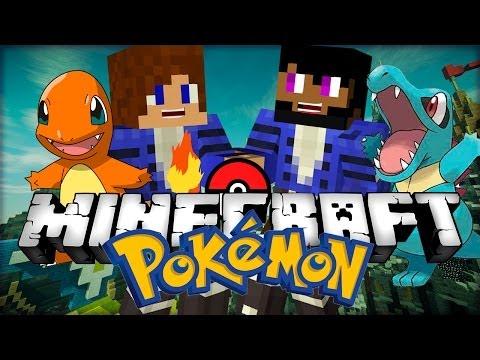 マイクラでポケモン!?【MinecraftMOD紹介】PixelmonMOD