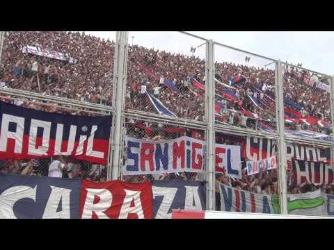 Video - San Lorenzo 0 Unión 1 Vengo del barrio de Boedo.. - La Gloriosa Butteler - San Lorenzo - Argentina