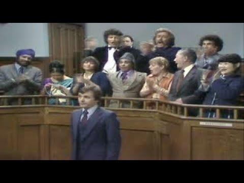 Mind Your Language Season 3 Episode 5 Funny Court