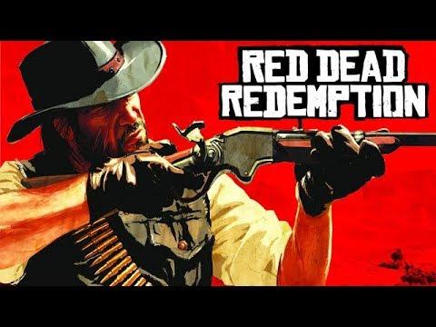 Red Dead Redemption Gameplay German - John Marston