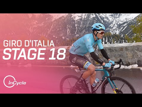 Giro d'Italia 2020 | Stage 18 Highlights | inCycle
