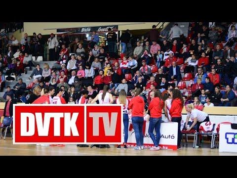 Női kosárlabda NB I. A-csoport, 14. forduló. Aluinvent DVTK - Vasas Akadémia
